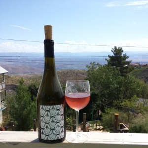 2013 Rose B Burning Tree Cellars
