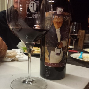 2012 Keeling Schafer Shiraz