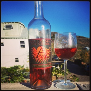 2011 Dayden Rose, Arizona Stronghold