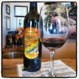 Lightning Ridge Cellars 2011 Montepulciano