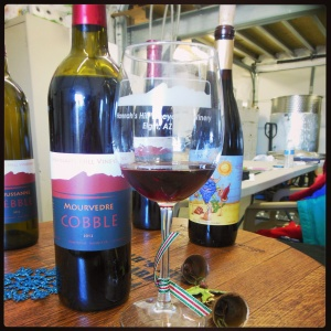 2012 Cobble Mourvedre: one of the most interesting expressions of this grape in Arizona